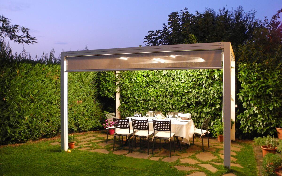 ᐅ pergola-terrassen-system neuer innovative sonnenschutz