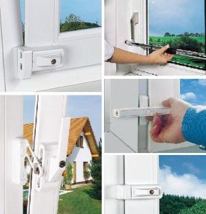 ᐅ Fenstersicherung Abus Sicherheit Mechanische Zusatzsicherung