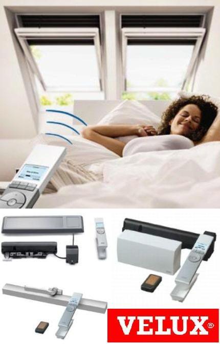 velux zubeh r motor nachr stung bedienstangen. Black Bedroom Furniture Sets. Home Design Ideas
