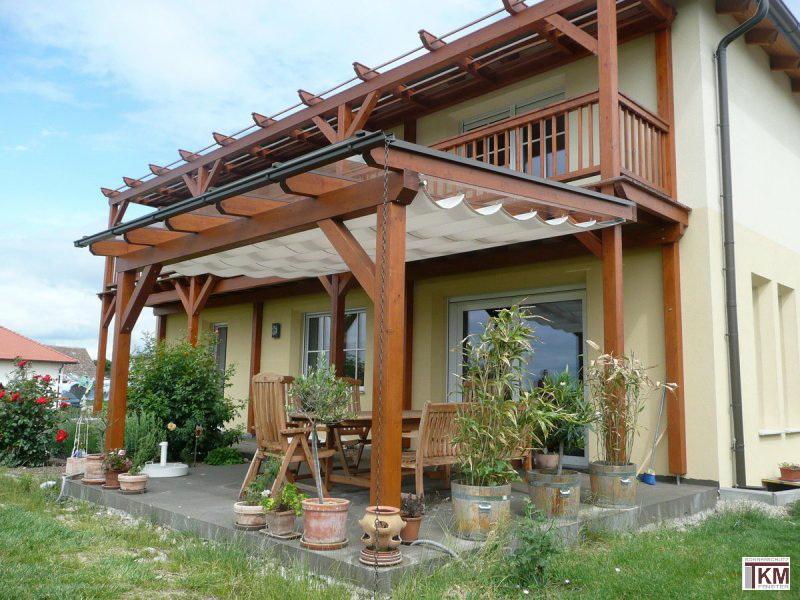 Sonnenschutz Terrasse Pergola Sr47 – Hitoiro