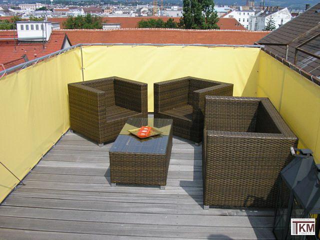 balkonbespannung, sonnensegel, sichtschutz, windschutz - tkm madzar,