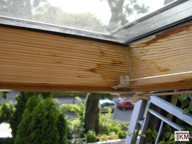 Veluxservice velux wartung dachfl chenfenster tkm for Fenster undicht