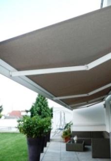 Balkonbespannung Sonnensegel Sichtschutz Windschutz