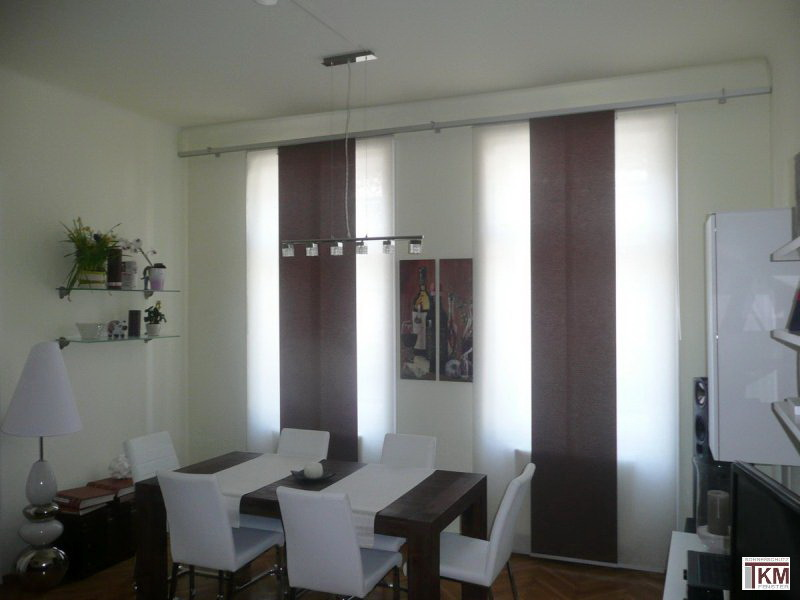 fl chenvorhang schiebepaneele tkm. Black Bedroom Furniture Sets. Home Design Ideas
